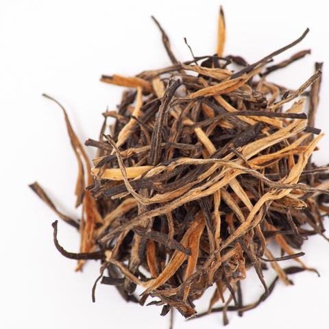 Сунь Чжень, Красный чай