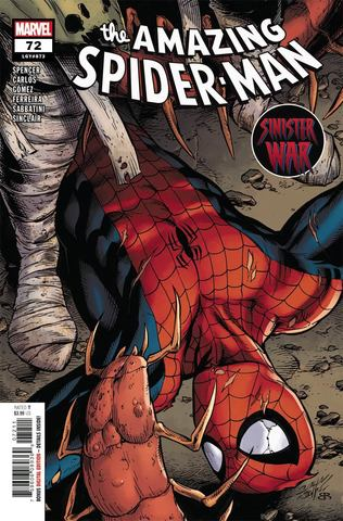 Amazing Spider-Man Vol 5 #72 Cover A