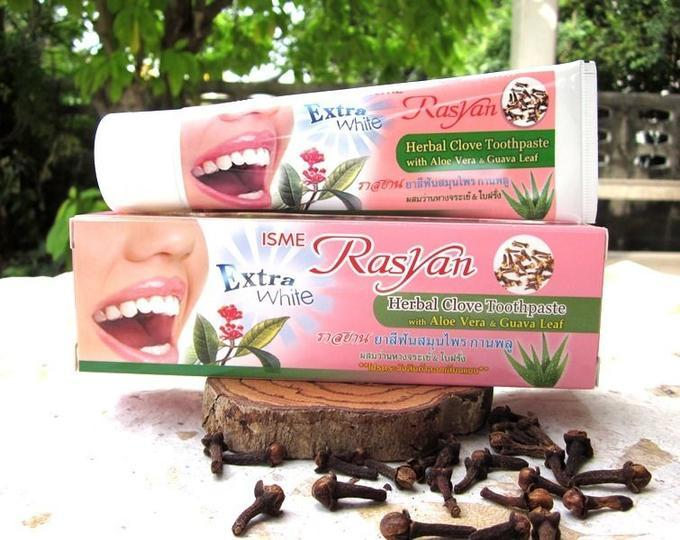 Зубная паста отбеливающая Isme Rasyan купить в Иркутске