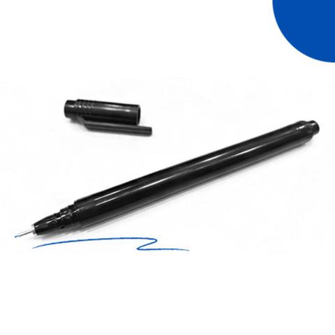 Ручка-маркер для дизайна синяя Patrisa Nail M153