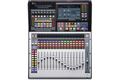 PRESONUS StudioLive 32SC цифровий мікшерний пульт
