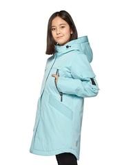 Детская куртка alpex км1184 (ментоловый)