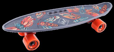 Пластиковый скейт FISHBOARD 23