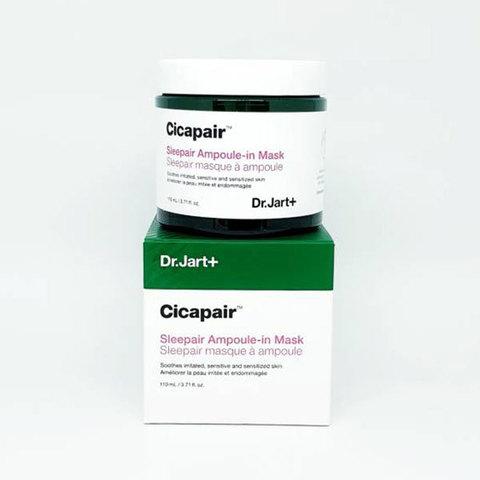 Dr.Jart+ Маска ночная восстанавливающая с центеллой Dr.Jart+ Cicapair sleepair ampoule-in mask, 110мл