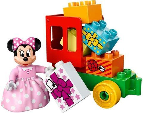LEGO Duplo: День рождения с Микки и Минни 10597 — Mickey & Minnie Birthday Parade — Лего Дупло