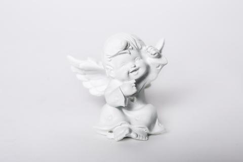 Декоративная статуэтка. Ангел малыш .