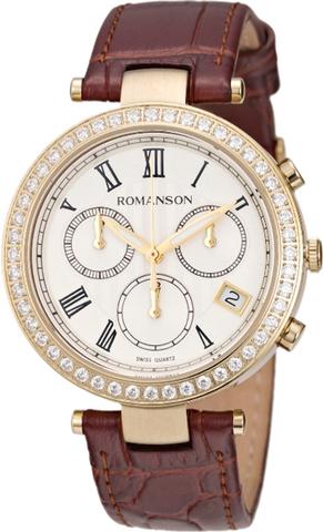 Наручные часы Romanson RL6A02HLG(WH)