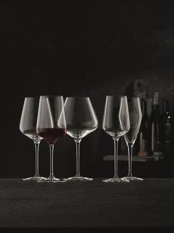 Набор из 4-х бокалов для вина Red Wine 680 мл, артикул 98076. Серия ViNova