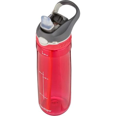 Бутылка спортивная Contigo Ashland Red Emea (0,72 литра) , красная
