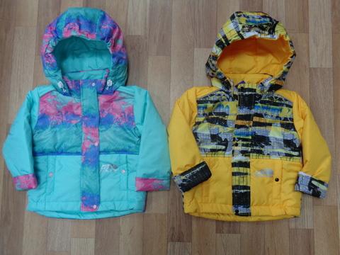 Куртка детская (осень-весна)