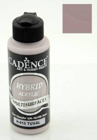 №15 Hybrid Acrylic, Натуральный холст, 70мл., Cadence