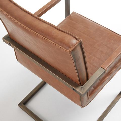 Кресло Type с металлическим покрытием