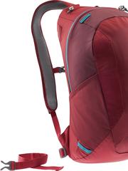Рюкзак с поясом Deuter Speed Lite 12 Cranberry/Maron (2020) - 2