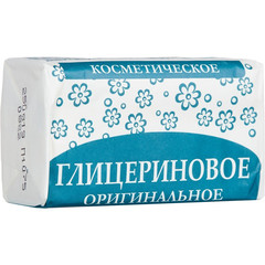 Мыло туалетное Оригинальное Глицериновое 180 г