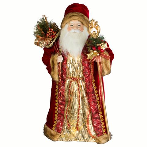 Фигура декоративная Дед Мороз