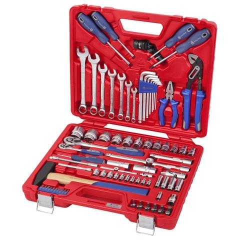 МАСТАК (0-085C) Набор инструментов универсальный, 85 предметов