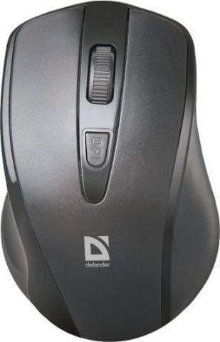 Мышь DEFENDER Datum MM-265. черная, 3 кнопки