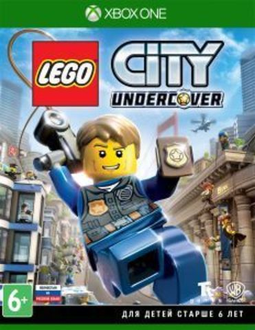 LEGO CITY Undercover (Xbox One/Series X, русская версия)