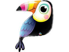 П Фигура, Птица Тукан, 41