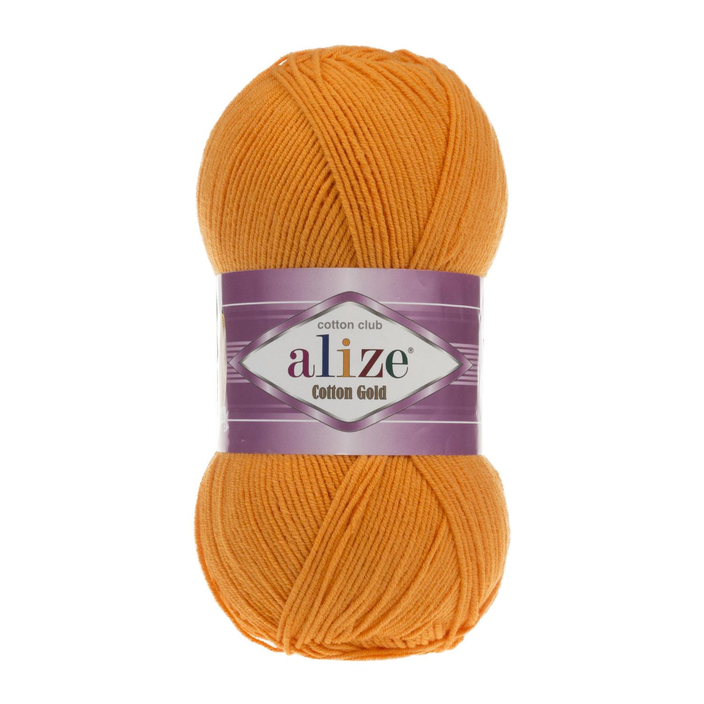 Пряжа Alize Cotton Gold оранжевый 83