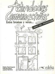 Actividades Comunicativas - Profesor