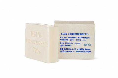 Хозяйственное мыло 130 г