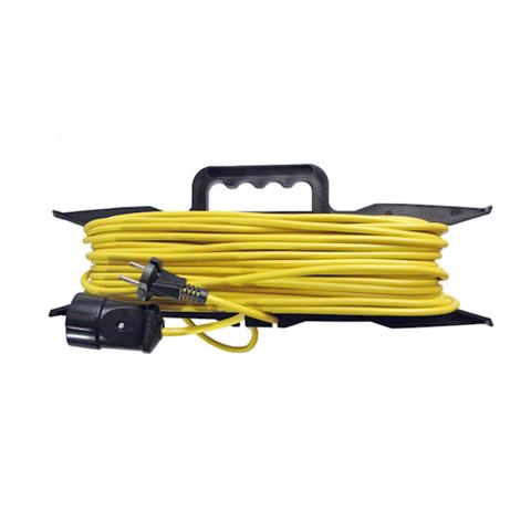 Удлинитель-шнур на рамке ТМ Союз 2200 Вт 1гн. 50м