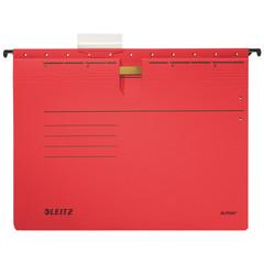 Подвесная папка Leitz Alpha А4 до 25 листов красная