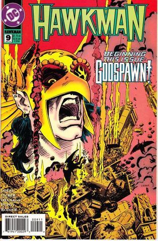 Hawkman #9