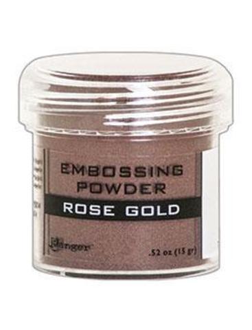 Пудра для эмбоссинга Ranger Ink- ROSE GOLD