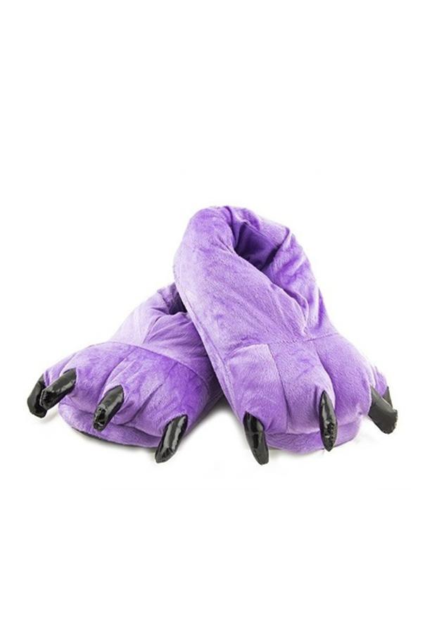 Тапочки Тапочки Фиолетовые когти_фиолетовые.jpg