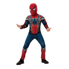 Детский костюм железного Человека-паука из