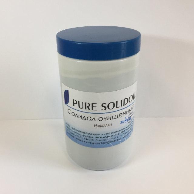 Pure Solidoil очищенный cолидол c нафталаном 950 г.