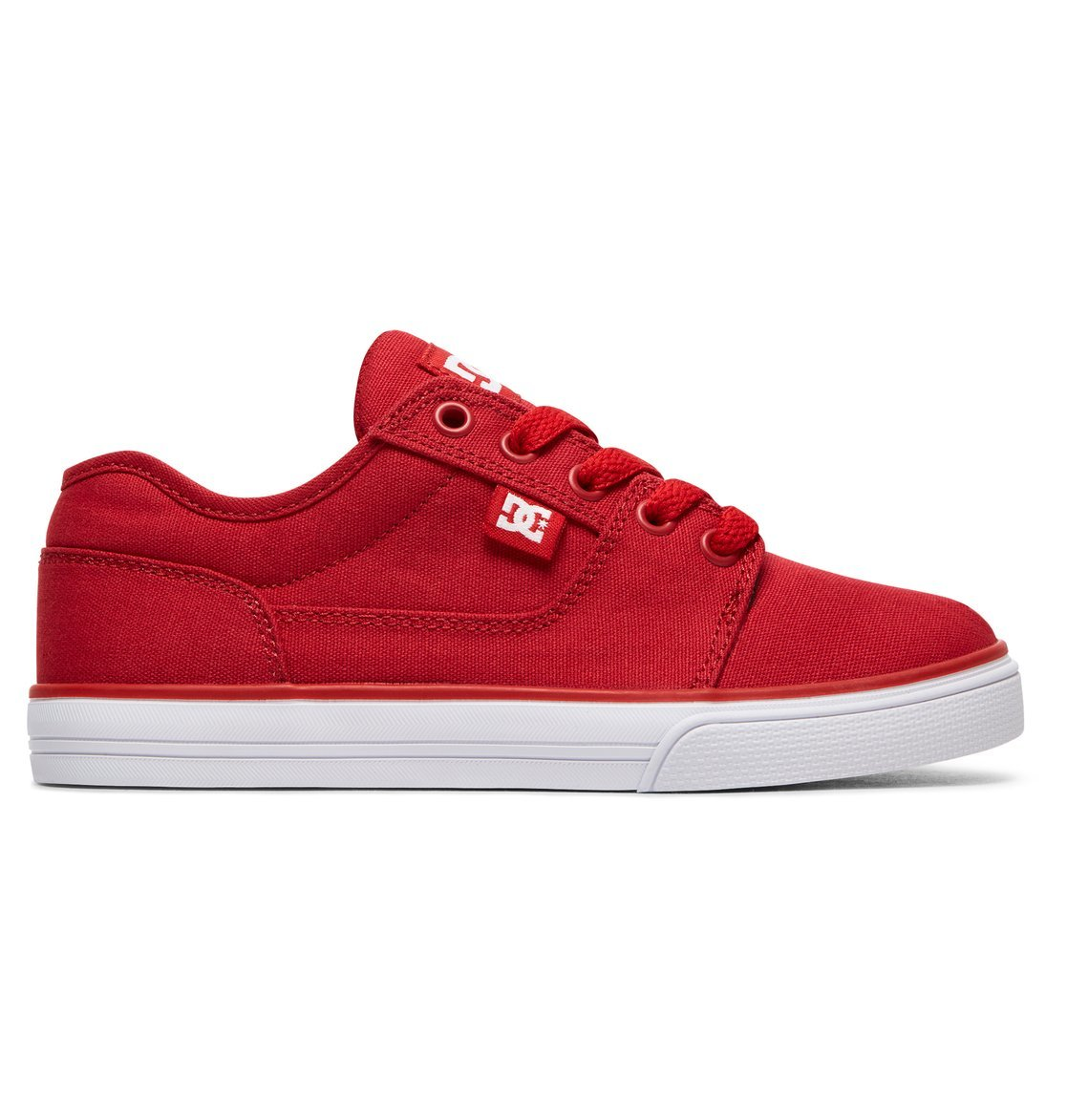 Кеды DC TONIK TX B SHOE RED RED