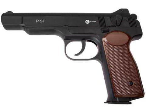 Пневматический пистолет Gunter P-ST