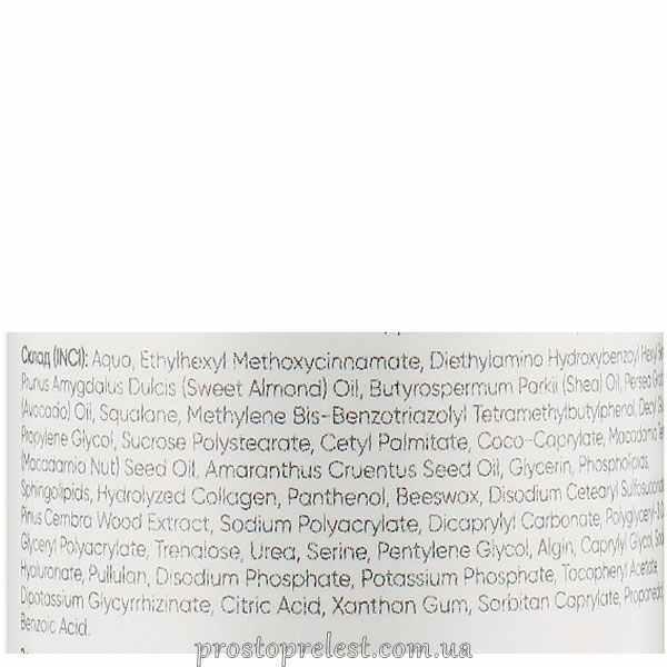 Tanoya Protective Cream - Крем захисний універсальний SPF 30