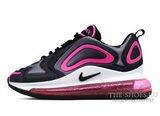 Кроссовки женские Nike Air Max 720 Black Peach