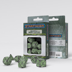 Starfinder Against the Aeon Throne Dice Set (7)