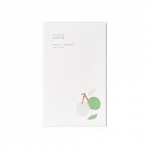 Маска тканевая Make It Bright Sheet | Sioris
