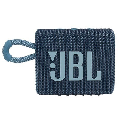 JBL GO 3, Синий