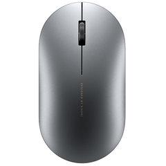 Беспроводная мышь Xiaomi Mi Elegant Mouse Metallic Edition Black (Черный)