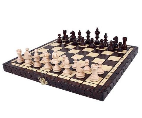 Шахматы Олимпийские 30см 122B пр-во Польша