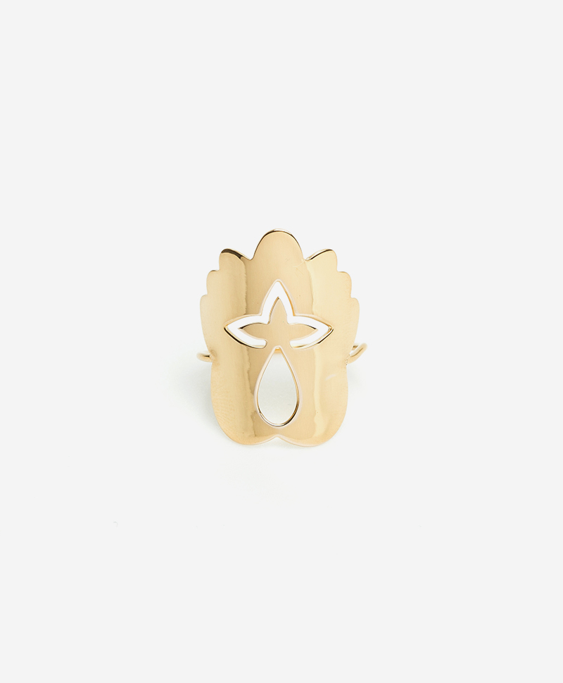 Кольцо Grande Médaille