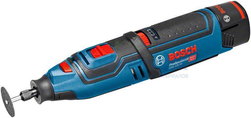 Граверы Аккумуляторный ротационный инструмент Bosch GRO 12V-35 (06019C5000) 10bf071045525fb9aa6e7dd7c9dde95c