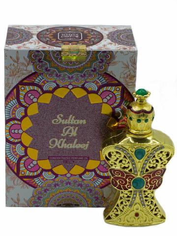 Sultan al Khaleej Султан Аль Халидж 12 мл арабские масляные духи от Насим Naseem Perfumes