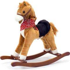 Jolly Ride Качалка меховая Пони (YR400)