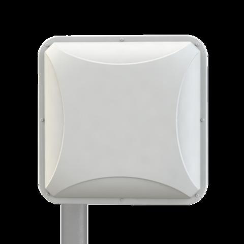 PETRA BB MIMO 2x2 (Broad Band 3G + 4G MIMO) - широкополосная панельная LTE антенна (12-15 dBi x 2)