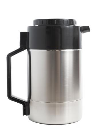 Термос настольный Амет В Родник (2 литра), стальной