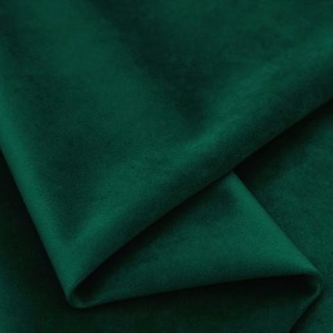 Бархат матовый стрейч, ворс 0,5 мм., темно-изумрудный  (выбрать  размер)