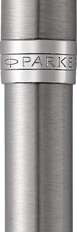 Parker Sonnet Core - Stainless Steel CT, шариковая ручка, M, BL